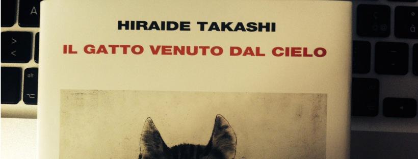 il gatto venuto dal cielo - takashi